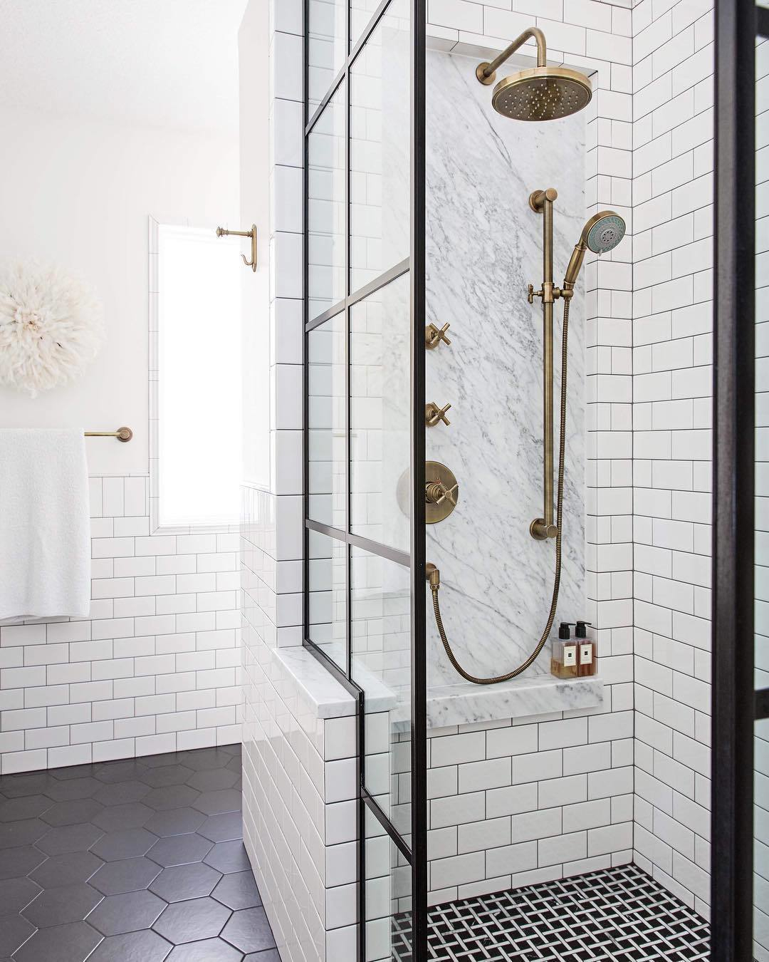 newport brass contemporary shower trim with rainhead and handshower in aged bronze with cross handles - the ultimate guide to luxury plumbing by the delight of design