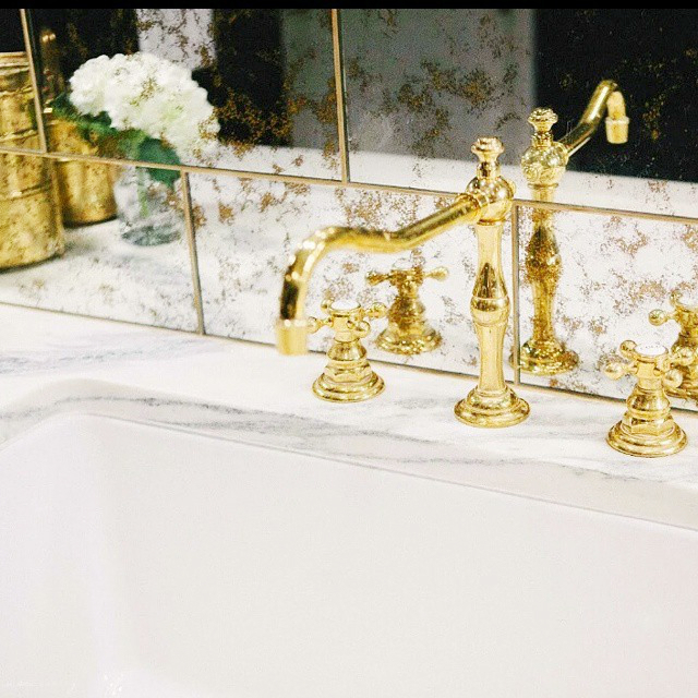 newport brass traditional widespread lav faucet with cross handles and gooseneck spout in polished brass - the ultimate guide to luxury plumbing by the delight of design