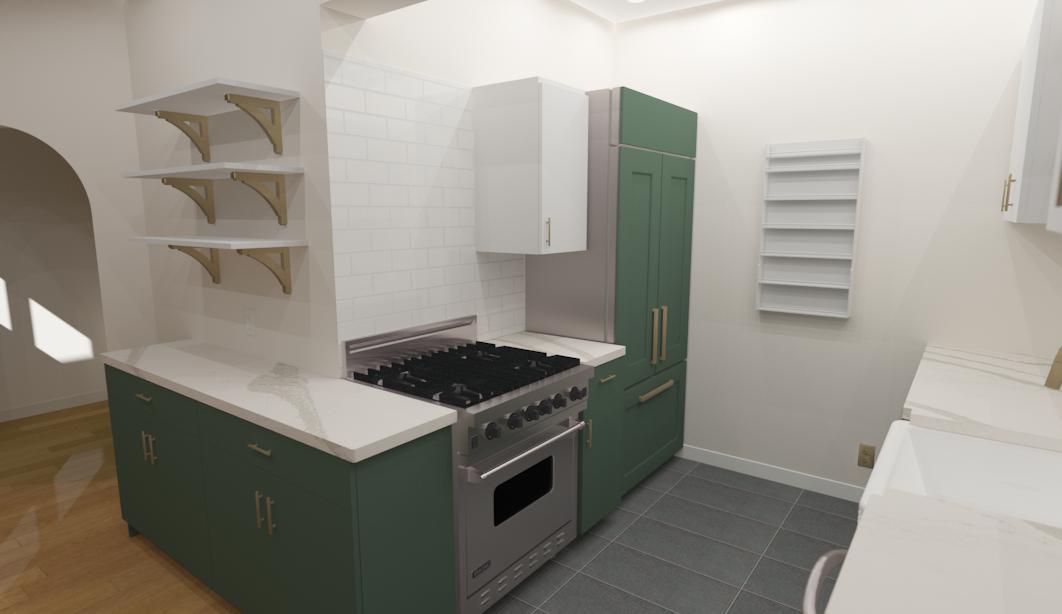 small city kitchen design concept custom ikea cabinets