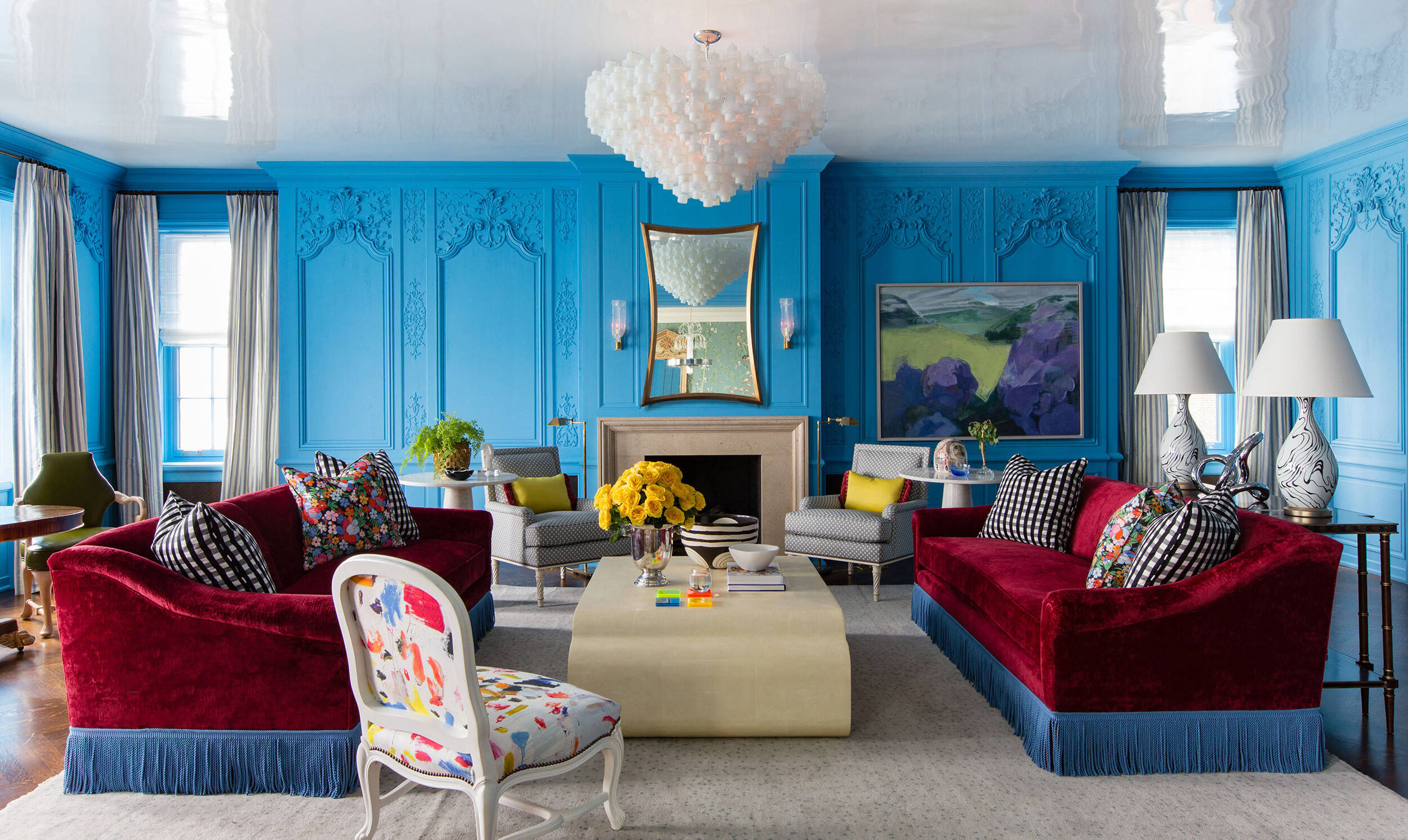 A Crash Course In Color Theory And Interior Design The Delight Of Design