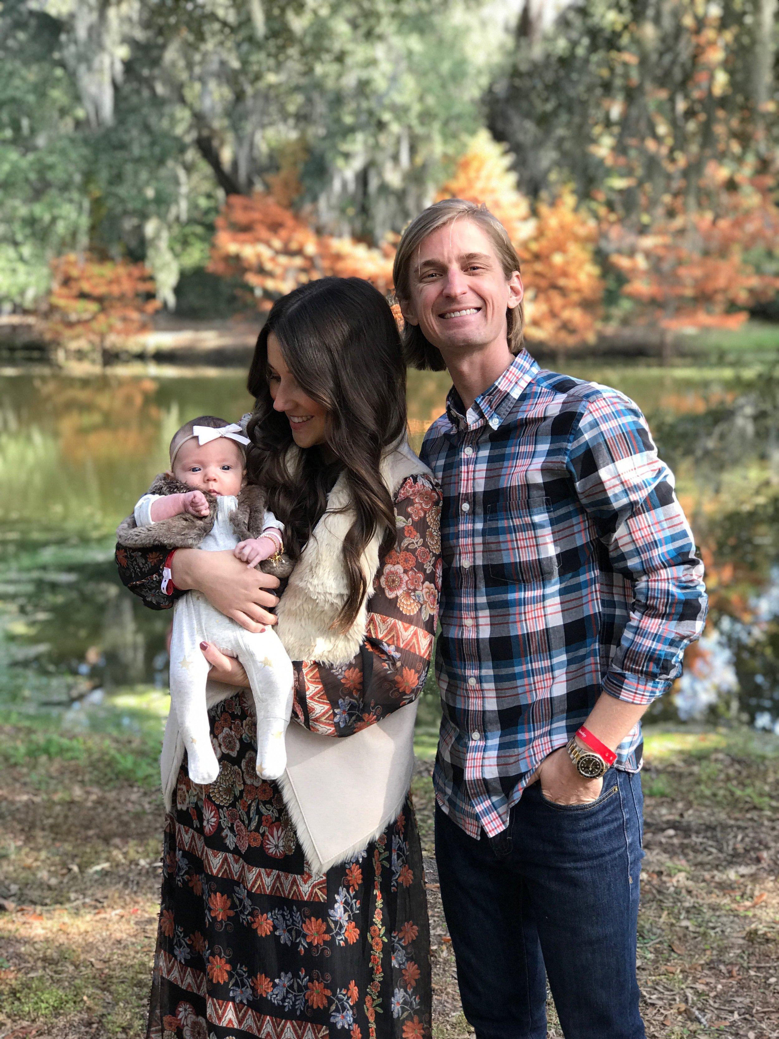 family baby charleston