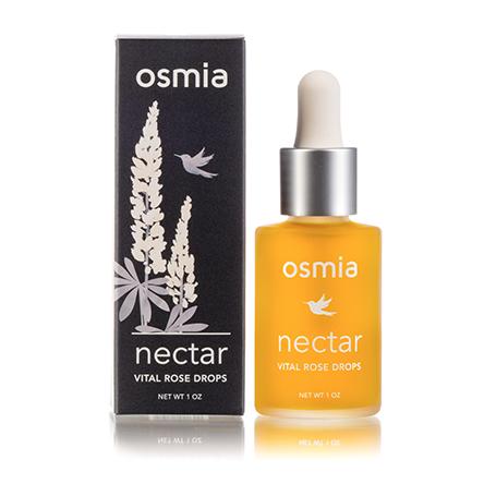 osmia nectar