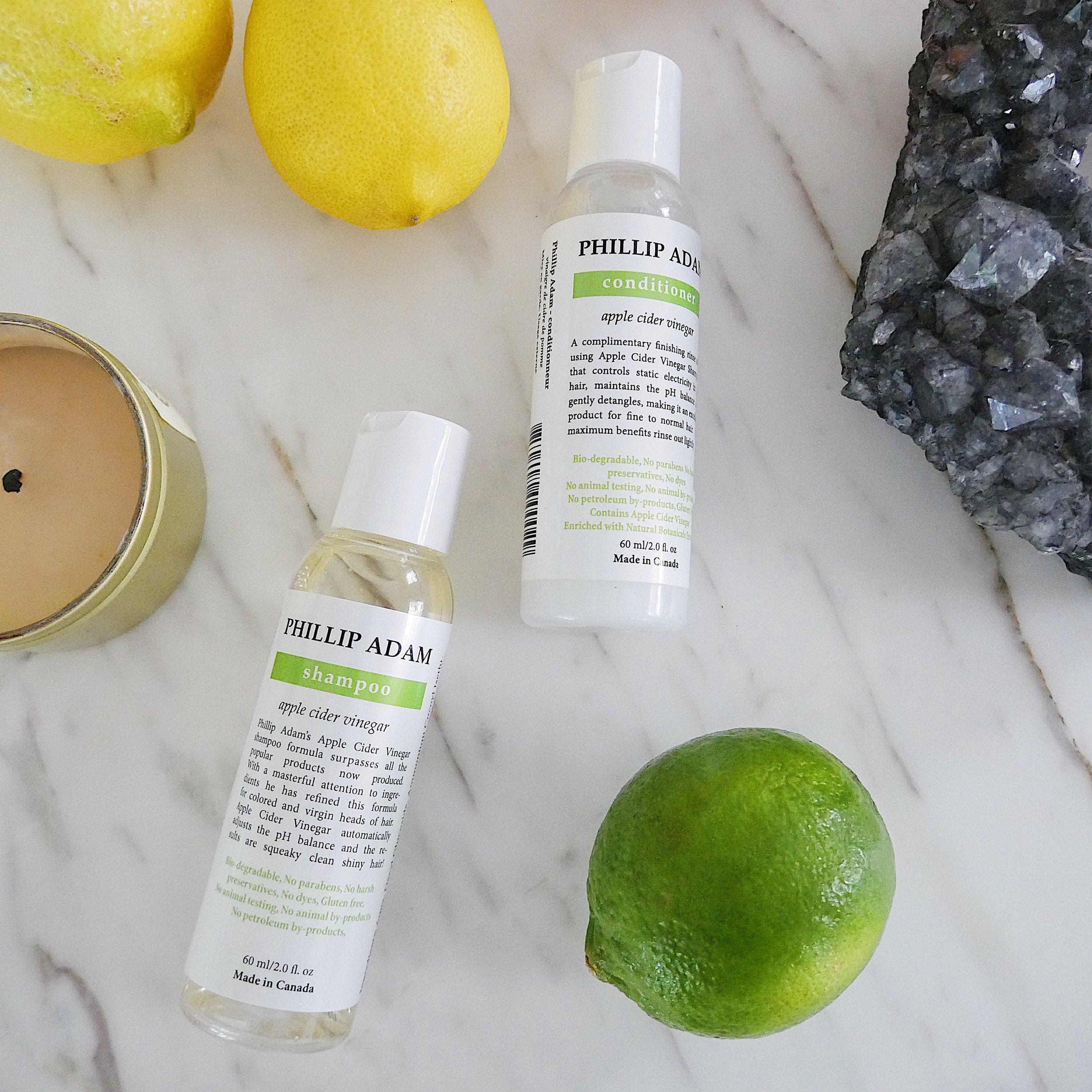 natural shampoo