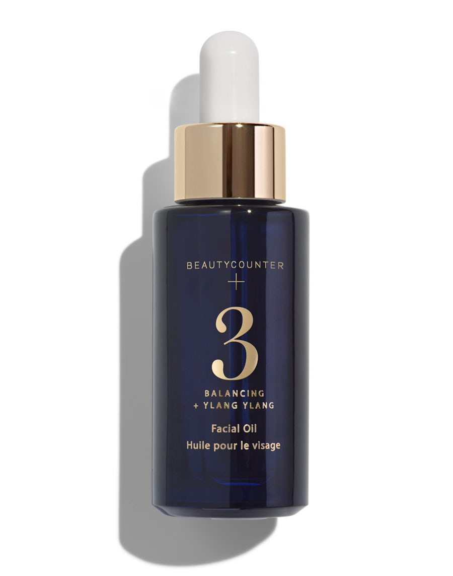 beautycounter balancing oil