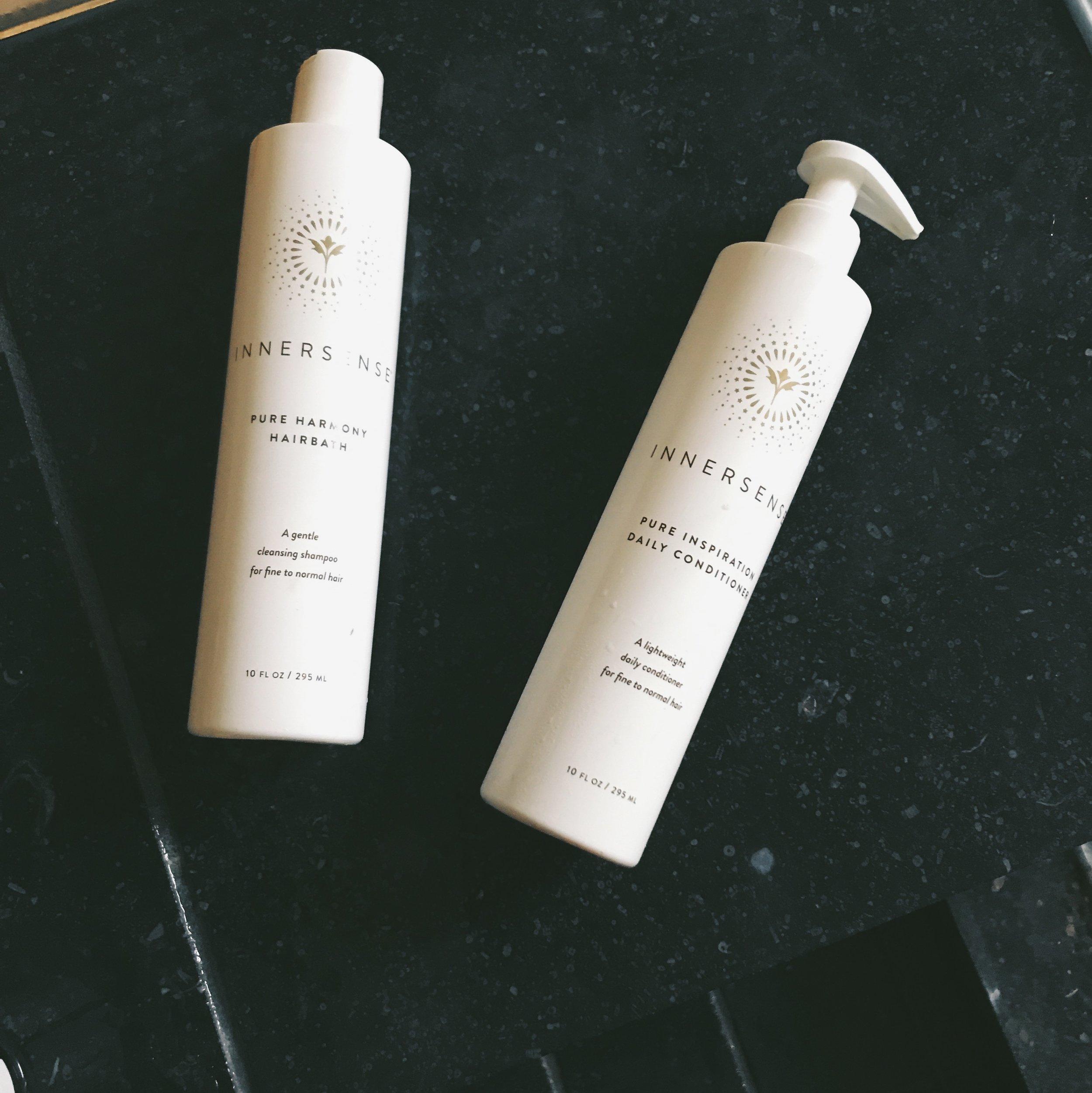 innersense nontoxic shampoo conditioner