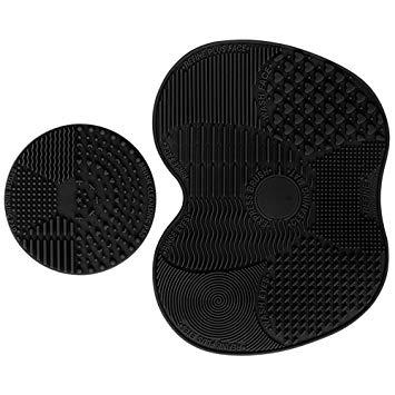 brush cleaning mat