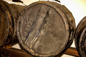 Balsamic Barrel dated 1512 - Modena Italy