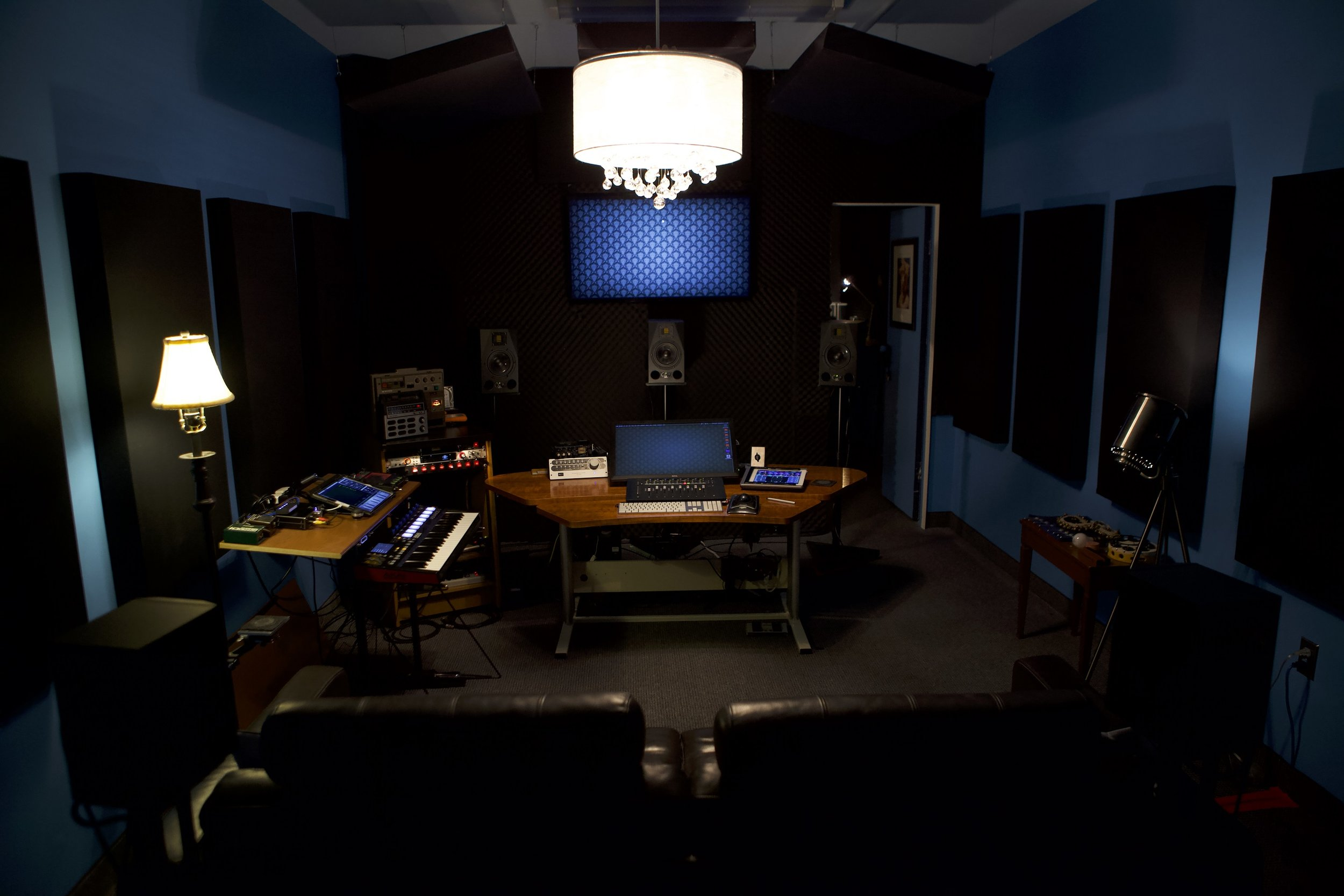 THIS IS WHERE THE MAGIC HAPPENS.