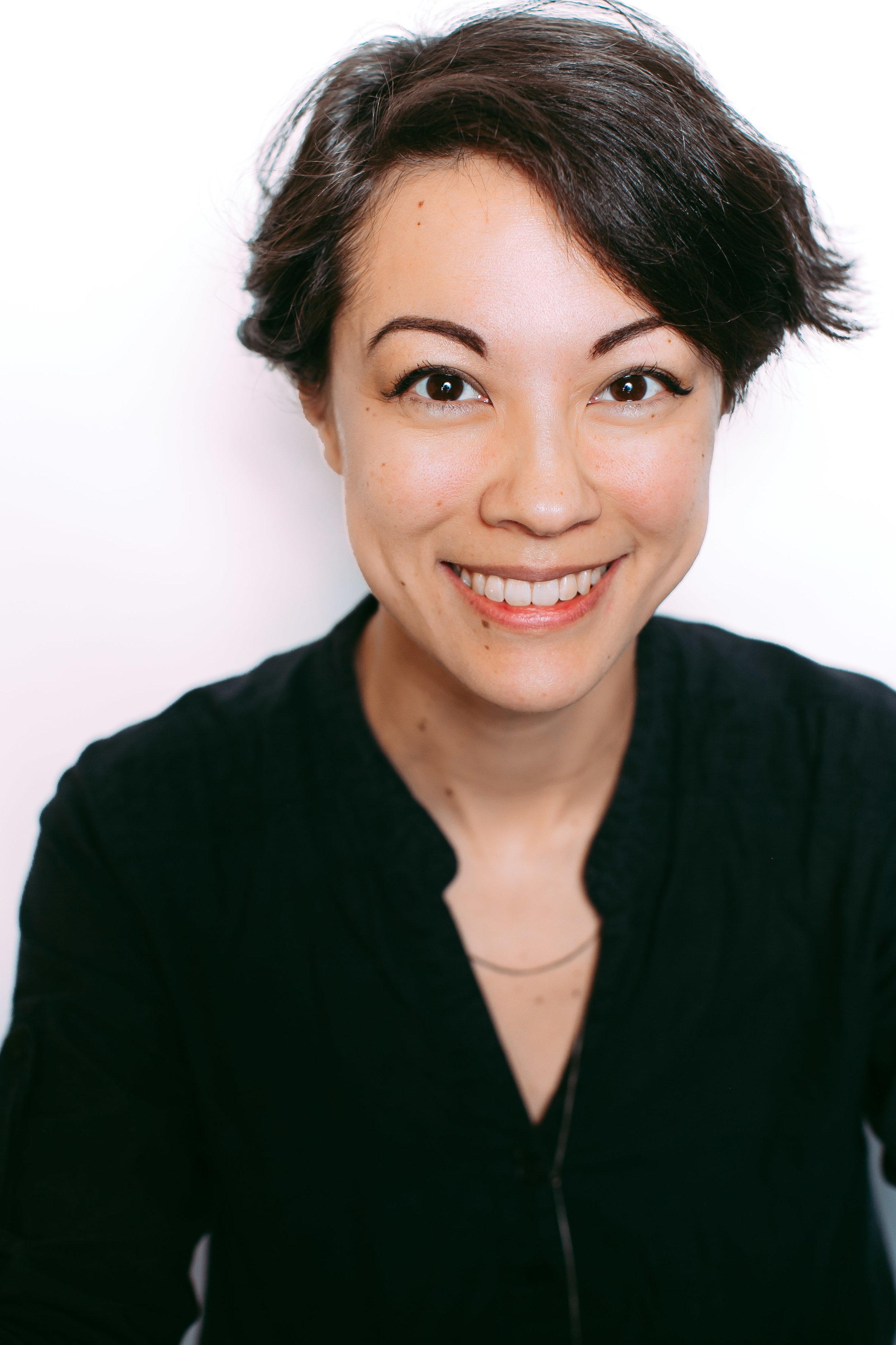 Mei-ing Nieuwland - Art Director