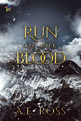 Alison's first novel, Run In The Blood, is a fantasy tale published by  Ninestar Press .