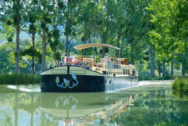 Barge Charter In France