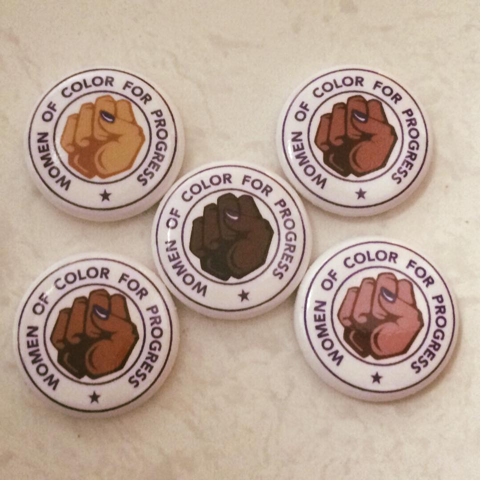 WCP SMALL BUTTON - INDIVIDUAL: WCP Logo 1″ Round Button. $1.00 EACHDIVERSITY PACK: Small Buttons 5-Pack. $5.00
