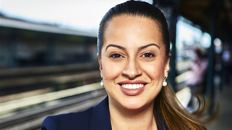 Queens - In 2018, Catalina Cruz ran and was elected to serve the residents of the New York State Assembly's 39th District.Catalina was born in Colombia and came to Queens at the age of 9. Catalina grew up as a DREAMer; she lived in the United States for more than 10 years as an undocumented American.Catalina is an experienced attorney and a leader for tenant protections, immigration reform and workers' rights. Catalina lives in Jackson Heights, Queens, with her family. She holds a bachelor's degree from the John Jay College of Criminal Justice and a Juris Doctorate from the City University of New York School of Law. She is admitted to practice law in the State of New York.To learn more about Catalina's work, please follow her on Twitter and Instagram, @NYAssemblyCruz.