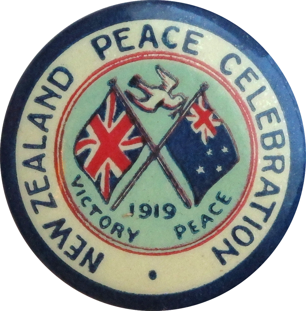 A Peace Celebration Badge