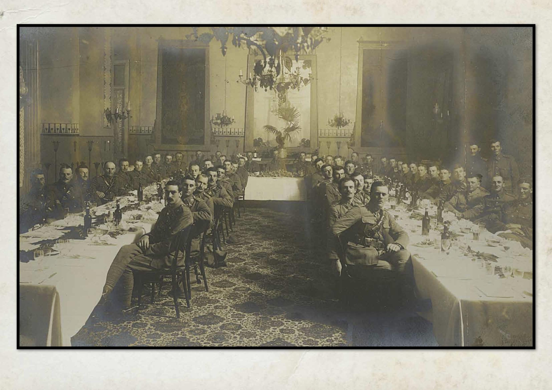 A last dinner at Cairo