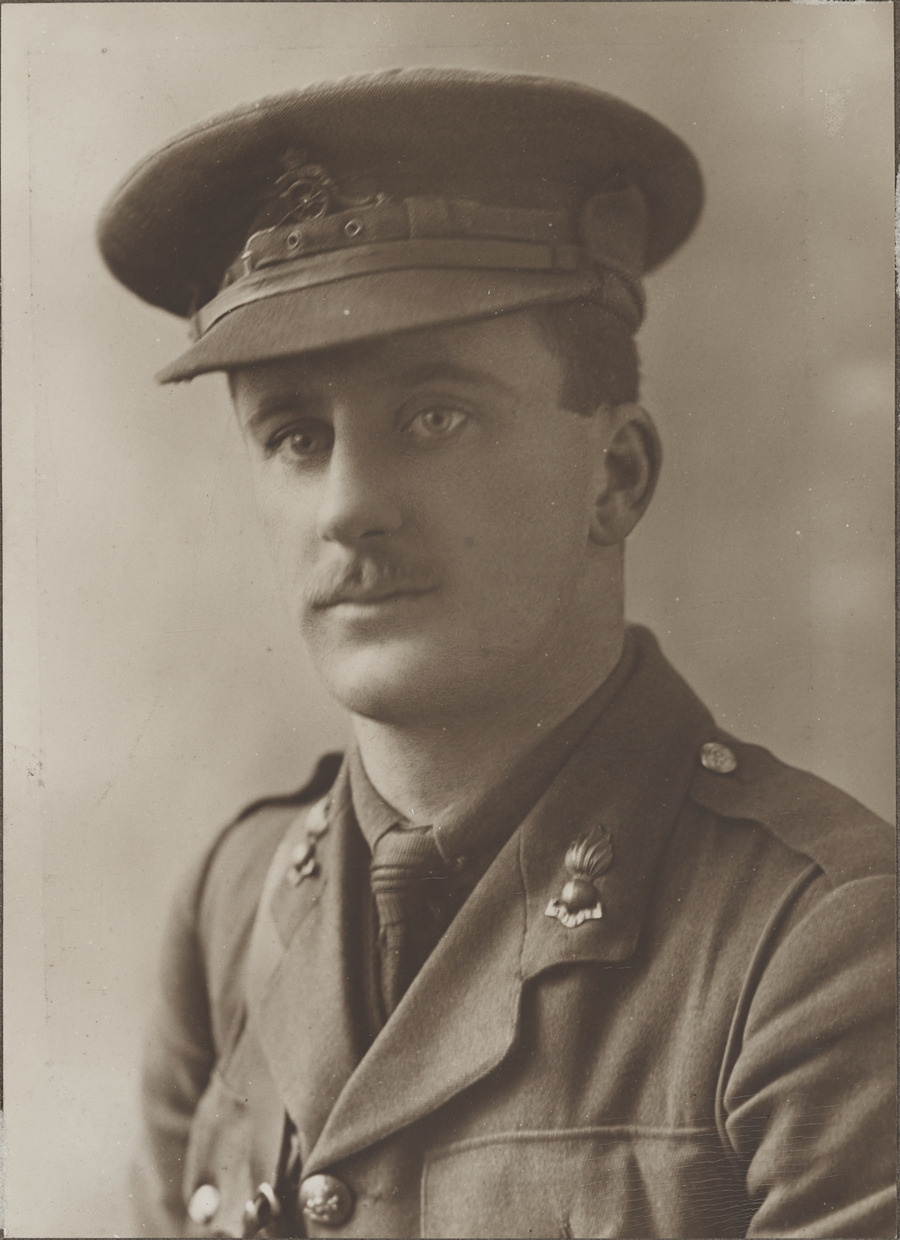 Oscar Eugene Gallie - Oscar's handwritten Service Records can be found on Archway here