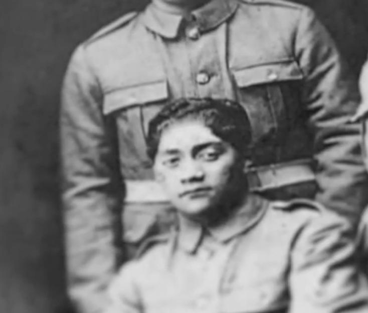 Te Rauangaanga Mahuta - Te Rauangaangas handwritten Service Records can be found on Archway here