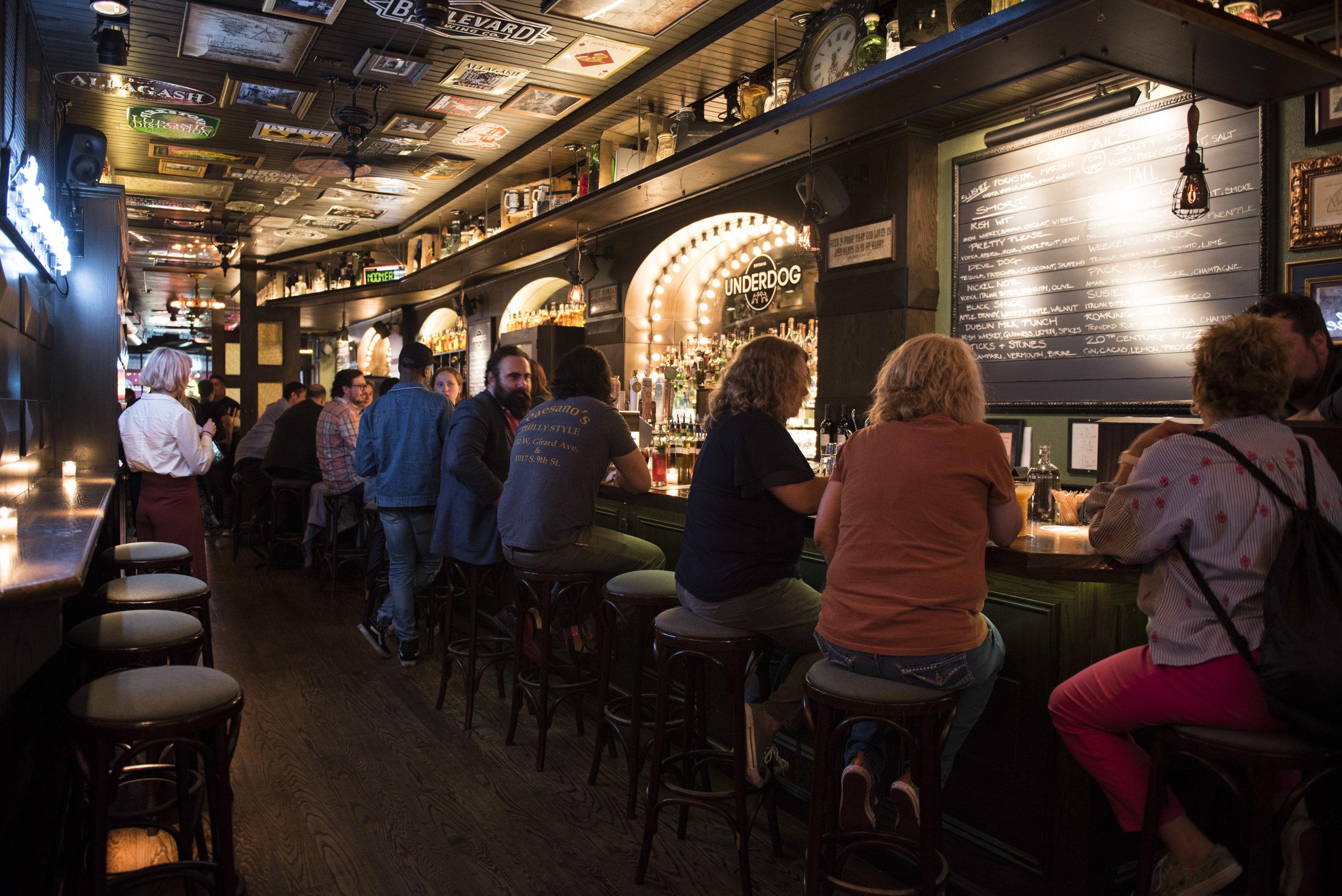 Underdog's Main Bar, Upstairs (Courtesy of Underdog)