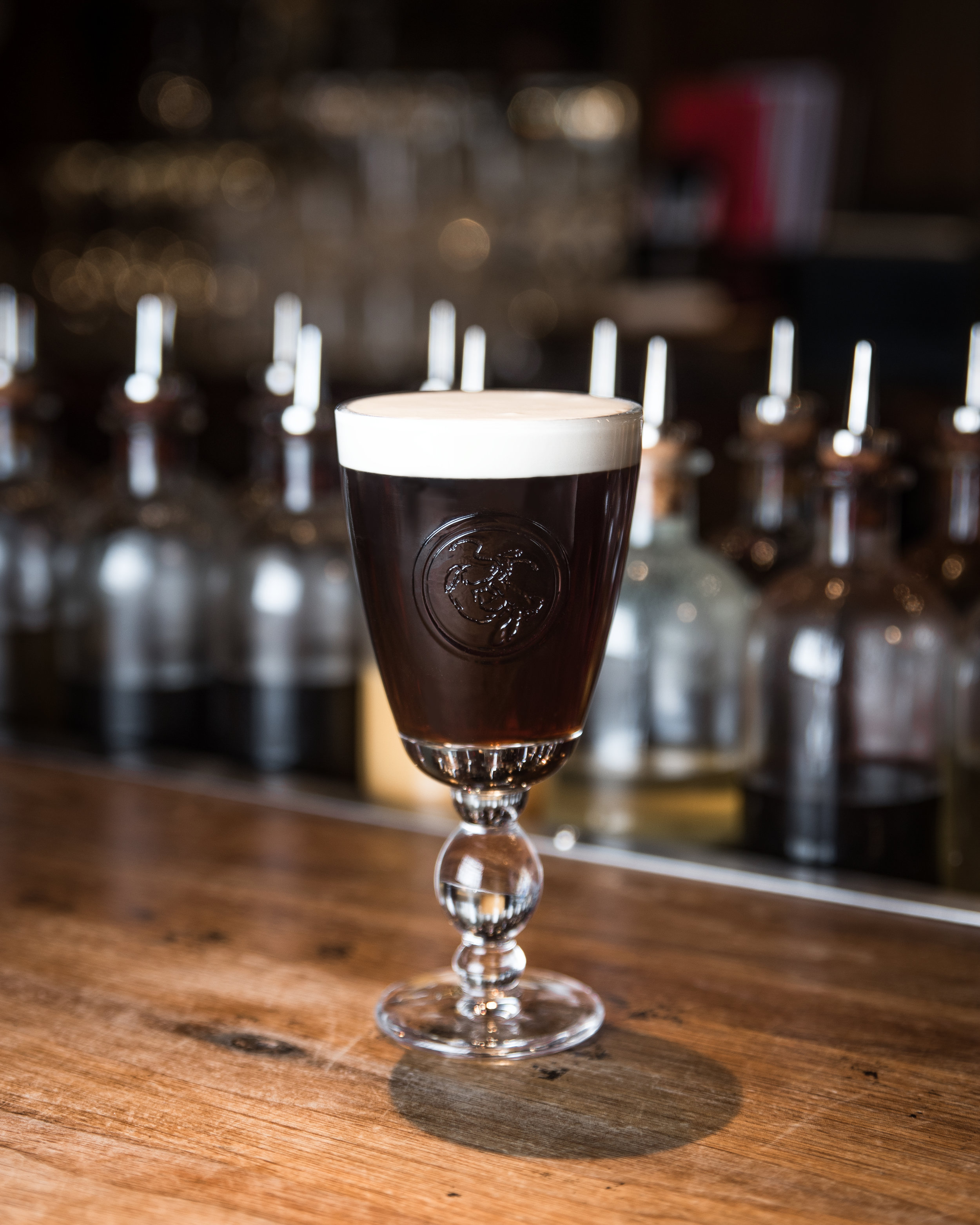 Chilled Magazine: The Dead Rabbit's Jillian Vose Teaches Us How to Make the Perfect Irish Coffee