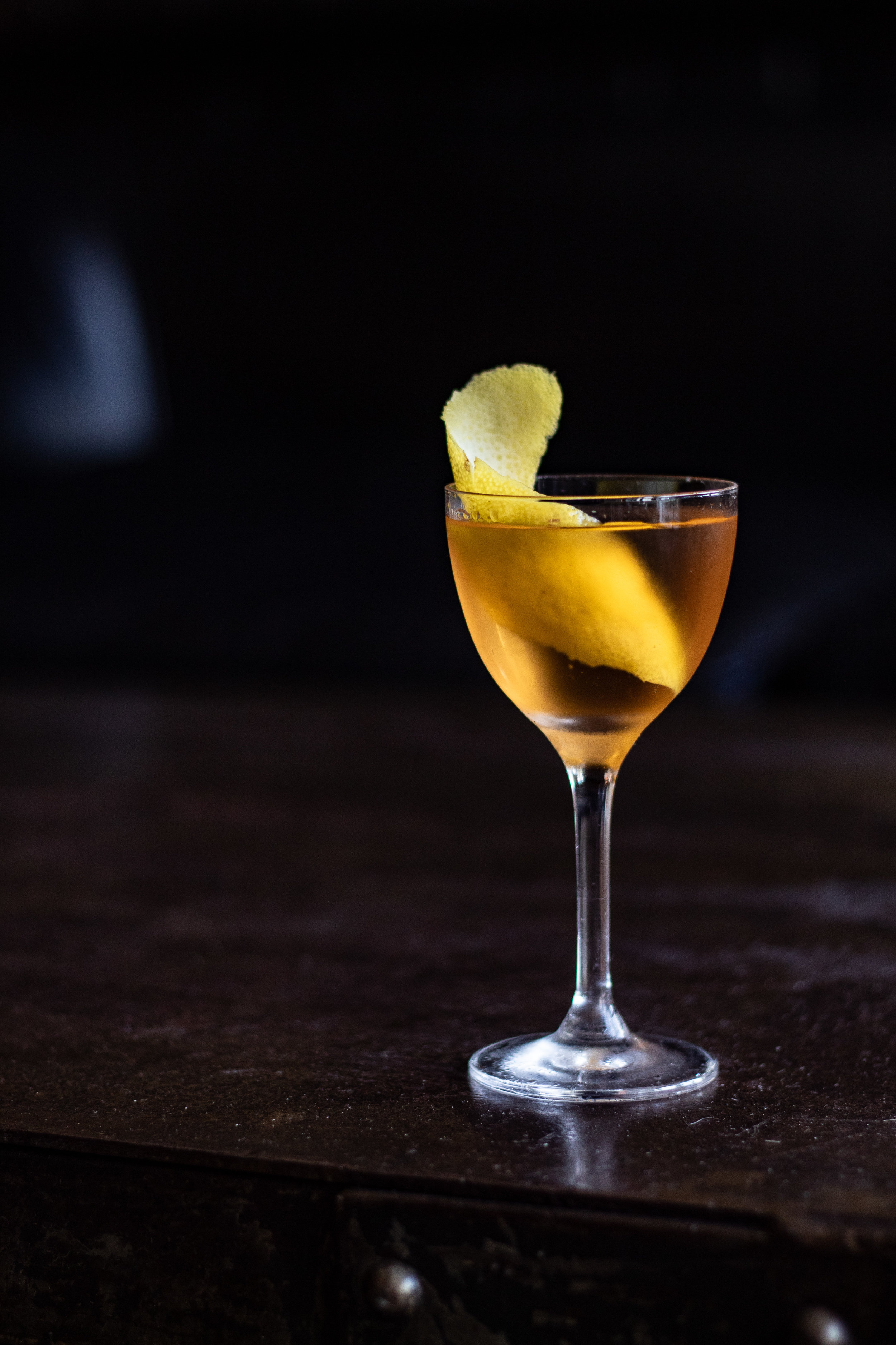 Cold Feet cocktail