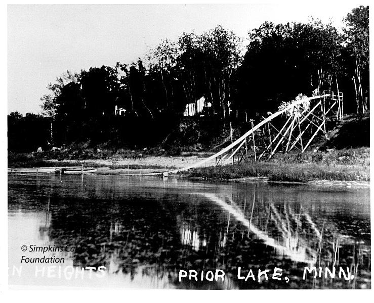 Green Heights Slide 1928