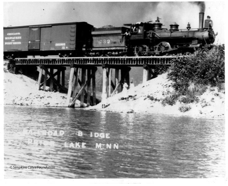 Hastings Dakota Train