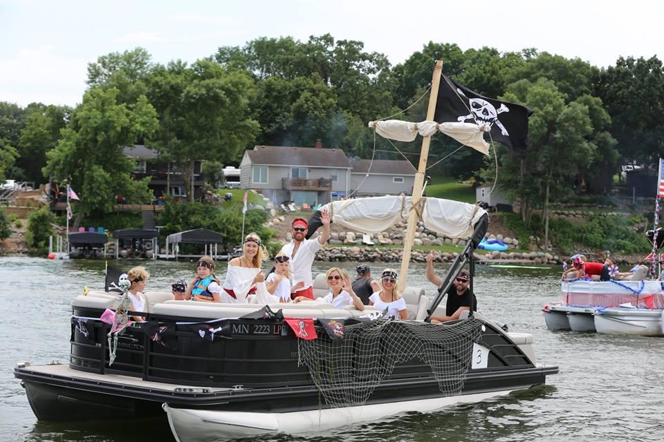 2018 Boat Parade