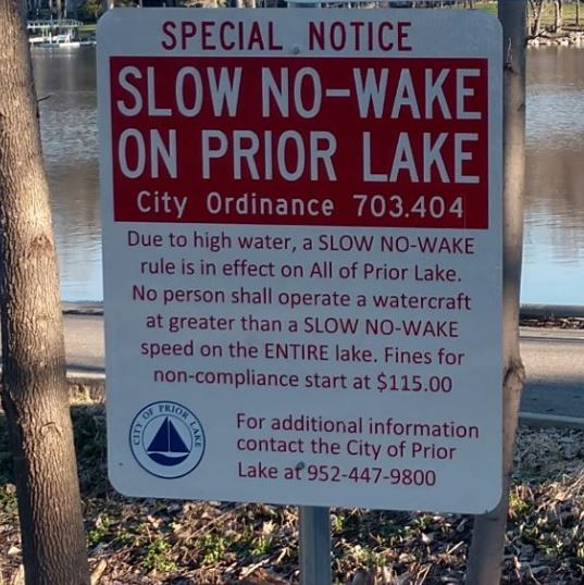 No Wake sign for mail chimp.JPG