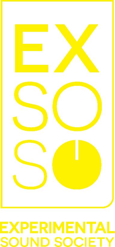 EXSOSO stack logo YELLOW