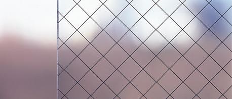 Wire Glass -