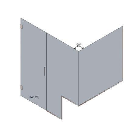 Door, Panel, and Return