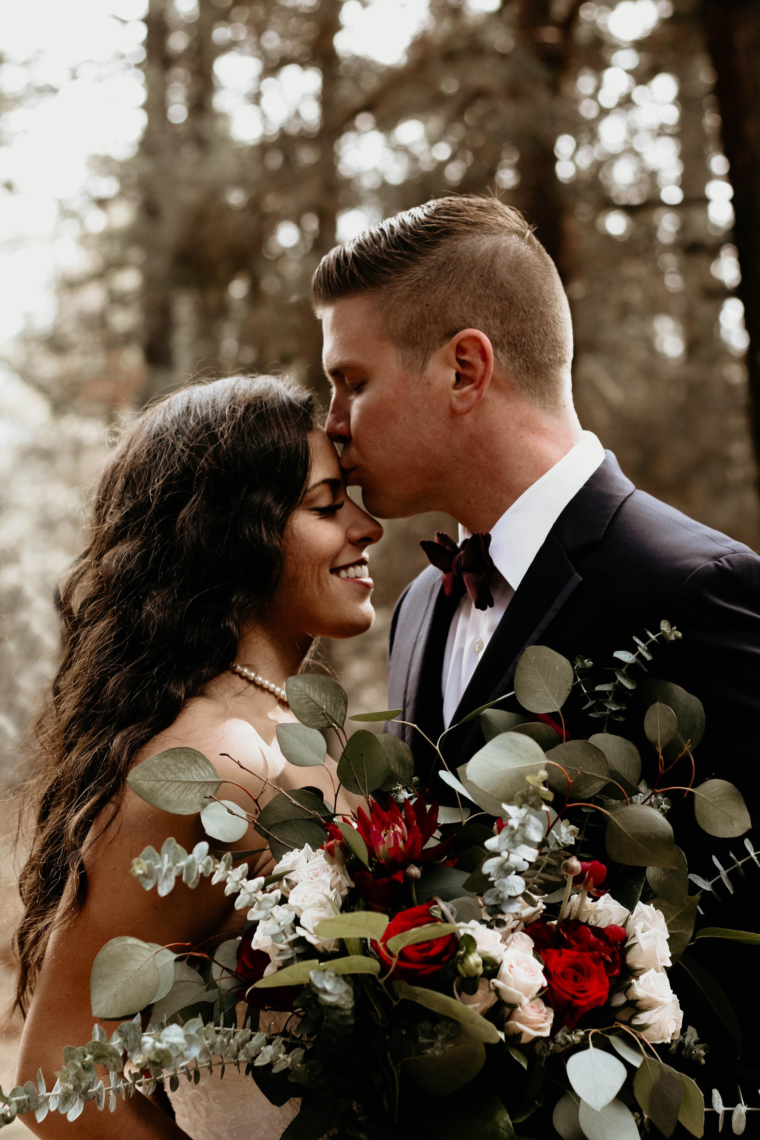 Foster Wedding -