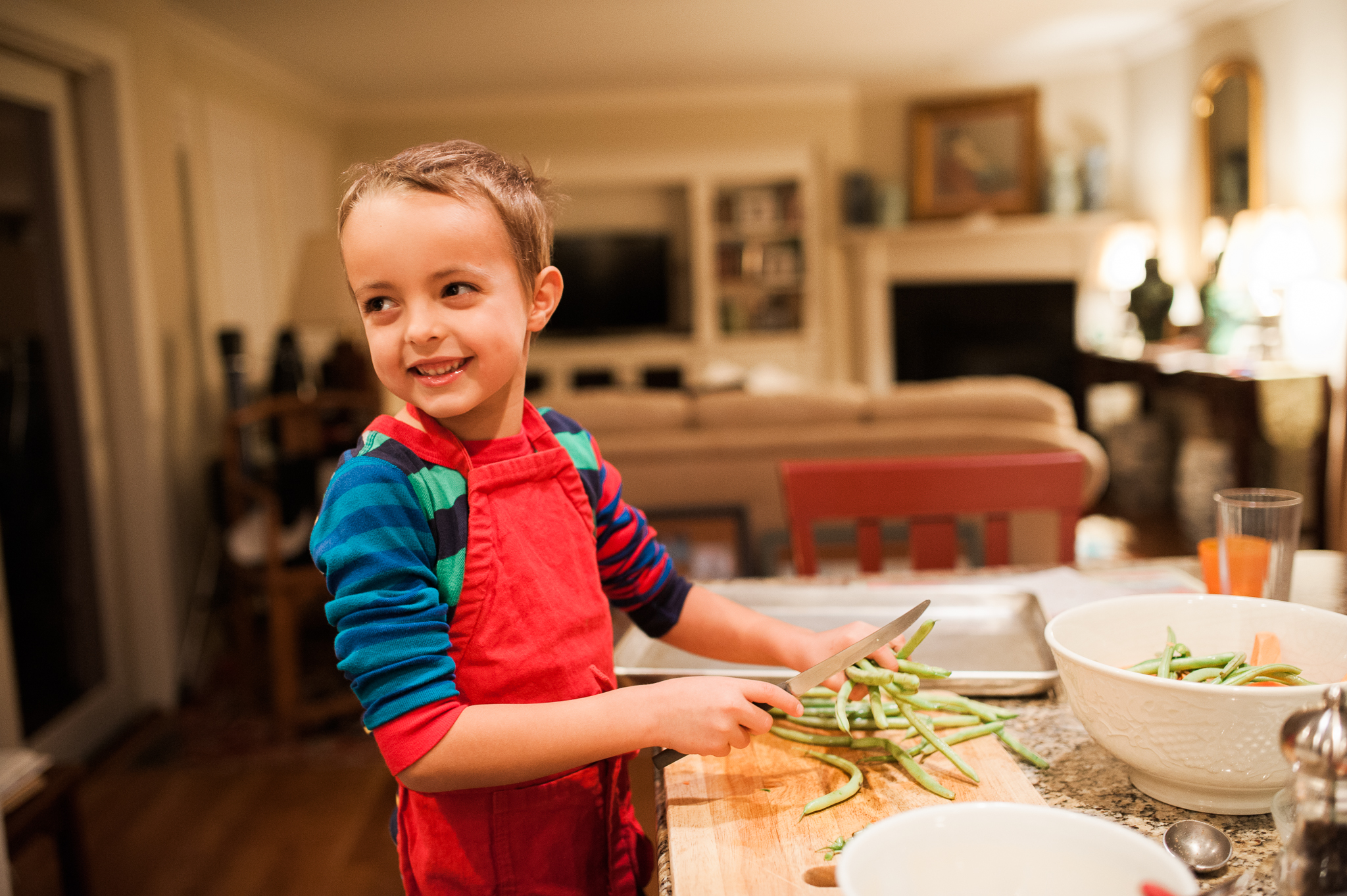 Lindsey Victoria Photography holiday traditions Christmas Eve cooking with kids family lifestyle photographer Litchfield County, CT Brooklyn New York City