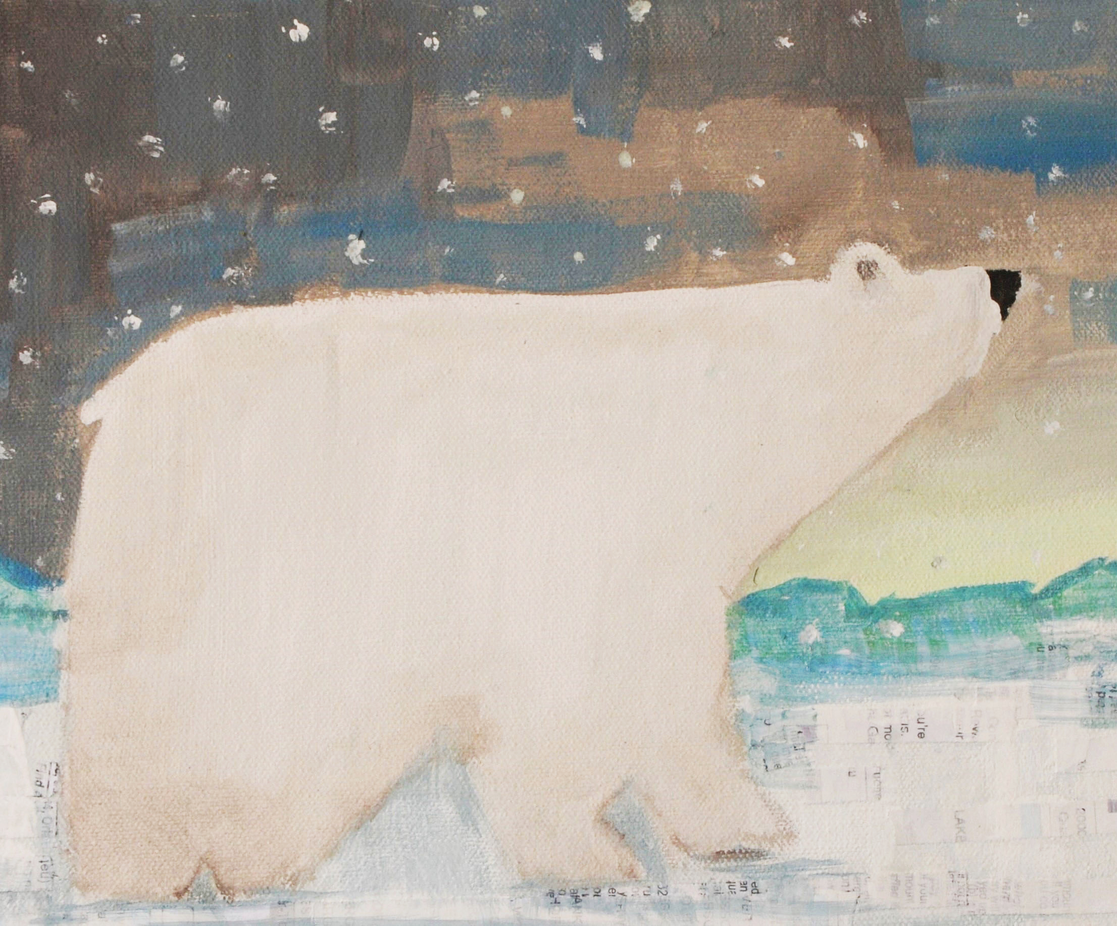 Polar Bear-SOLD