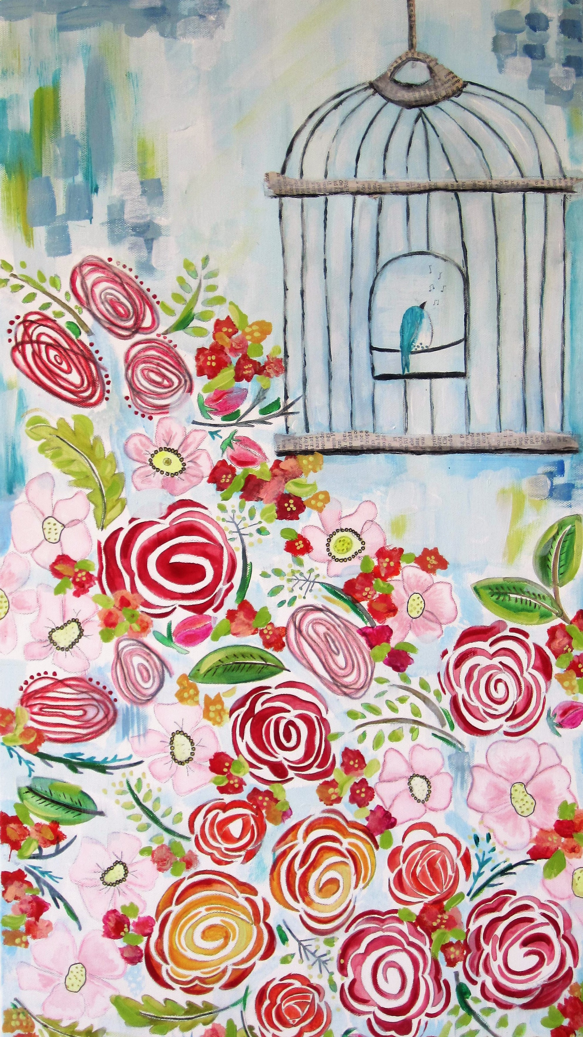 Rose Garden-SOLD
