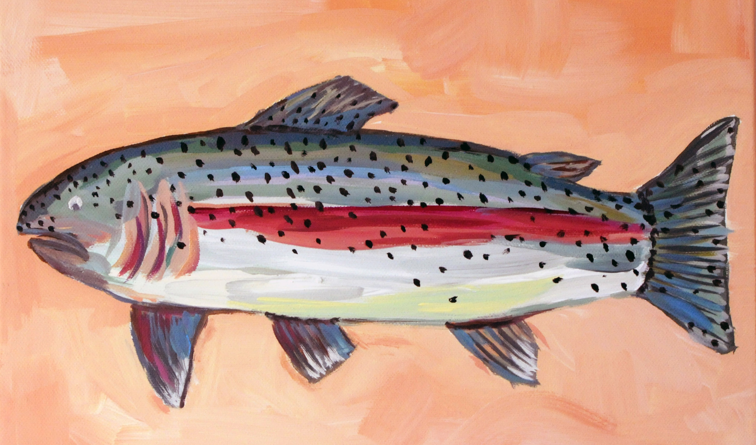 Rainbow Trout-SOLD