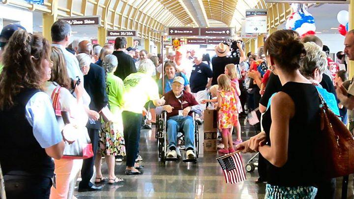 Photo courtesy of honorflightdca.com.