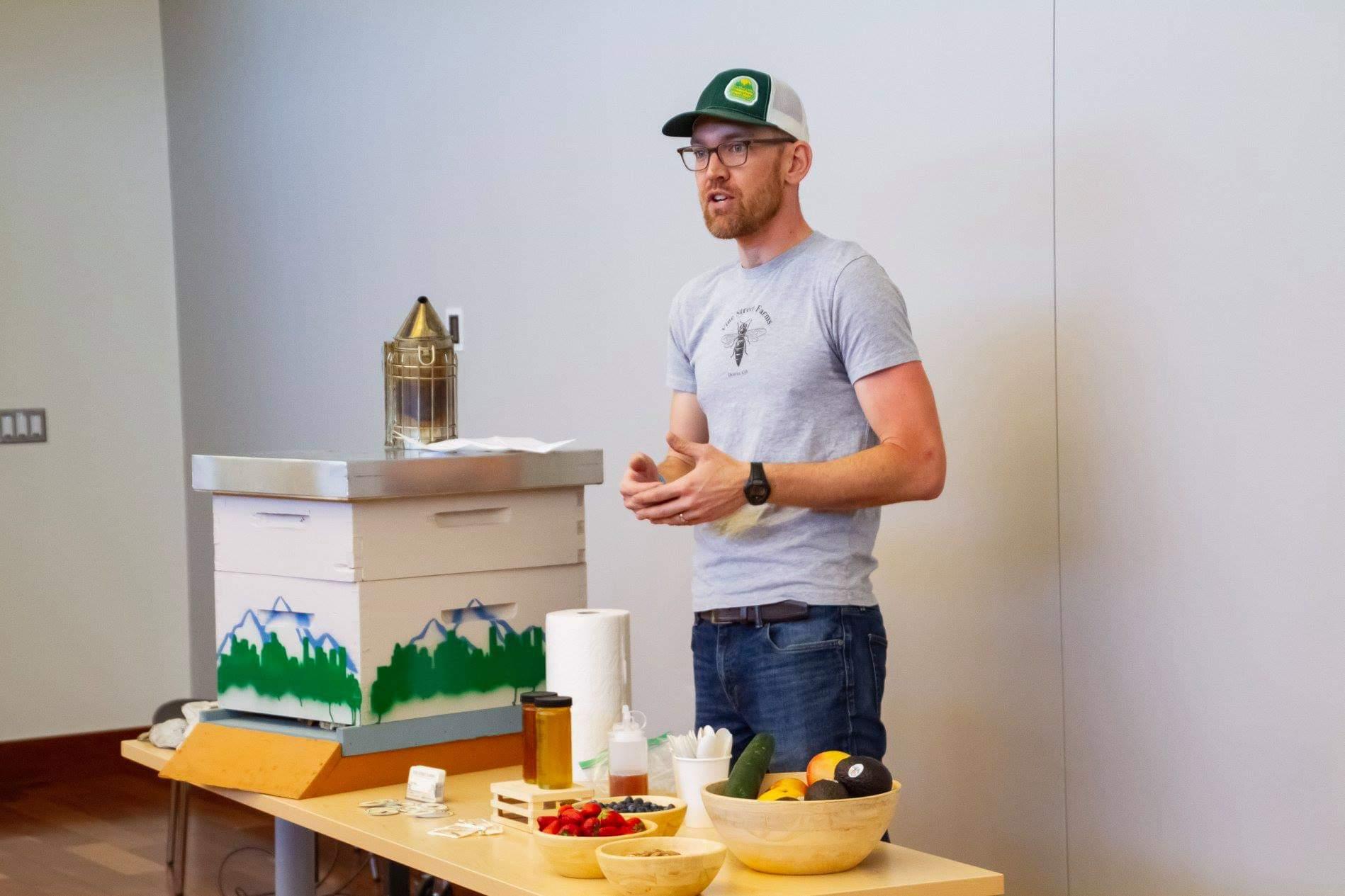Beekeeping presentation