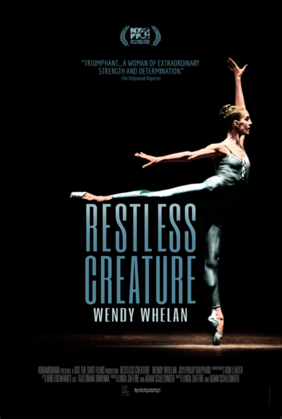 Restless Creature - poster.png