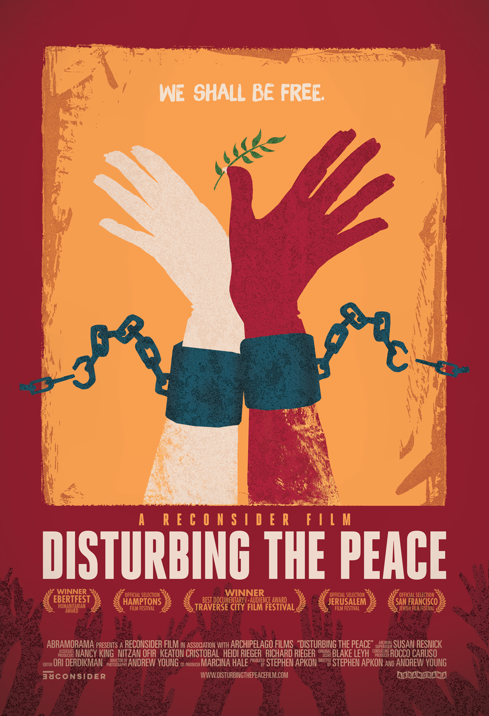 Disturbing the Peace - poster.png