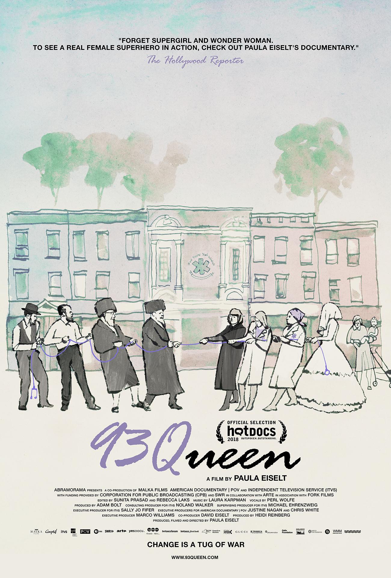 93Queen poster