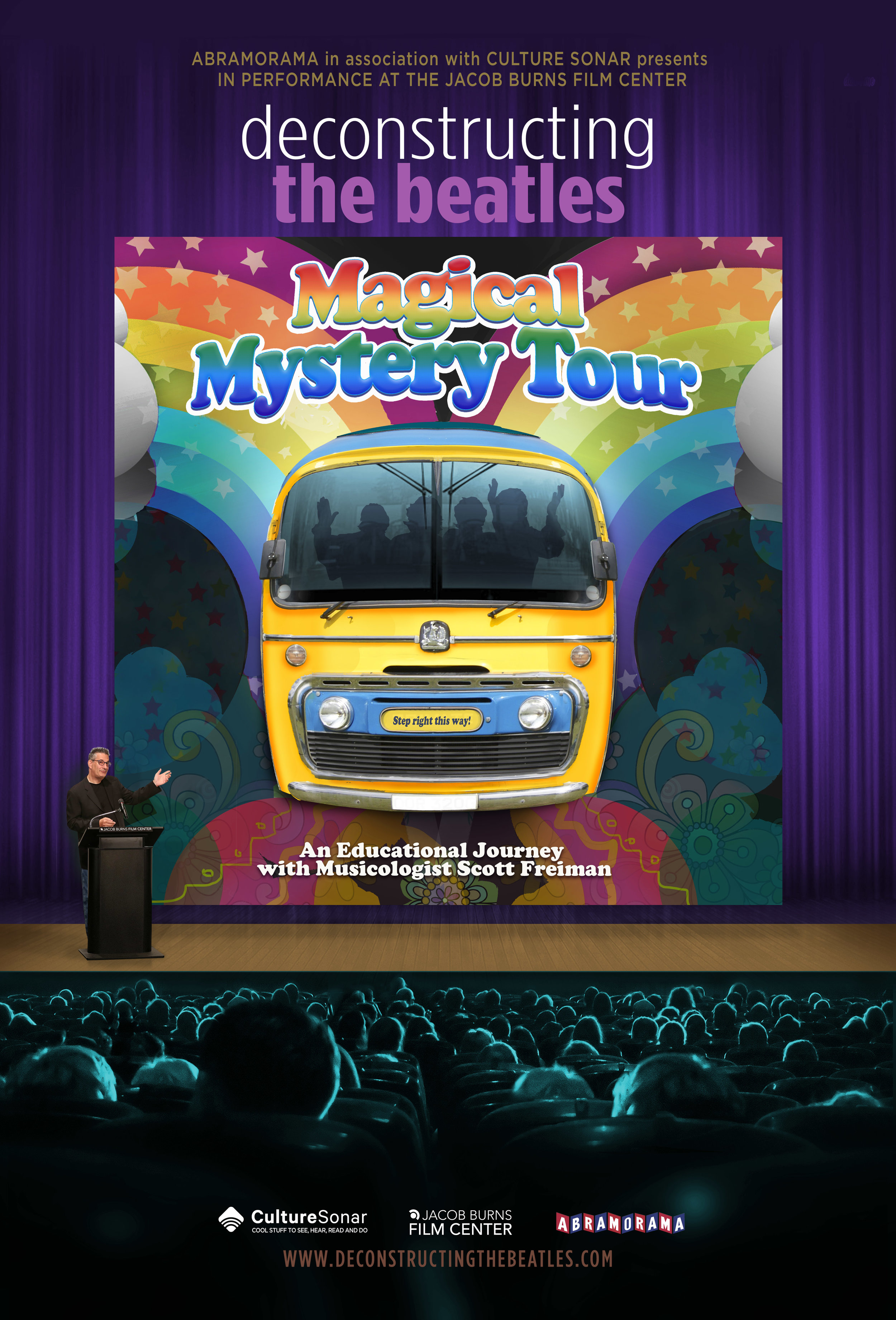 Deconstructing the Beatles: Magical Mystery Tour