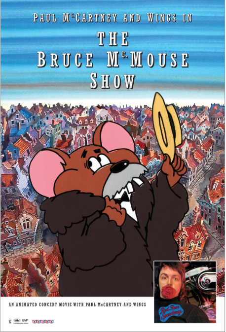 Bruce McMouse