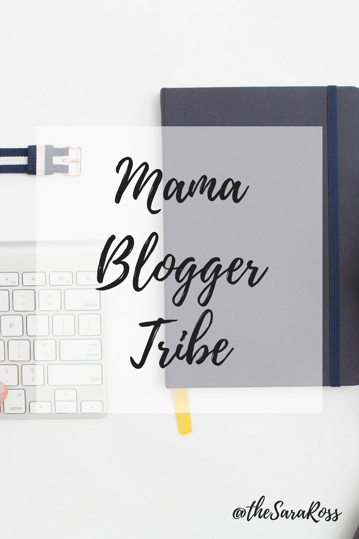 Mama Blogger Tribe Pinterest Board