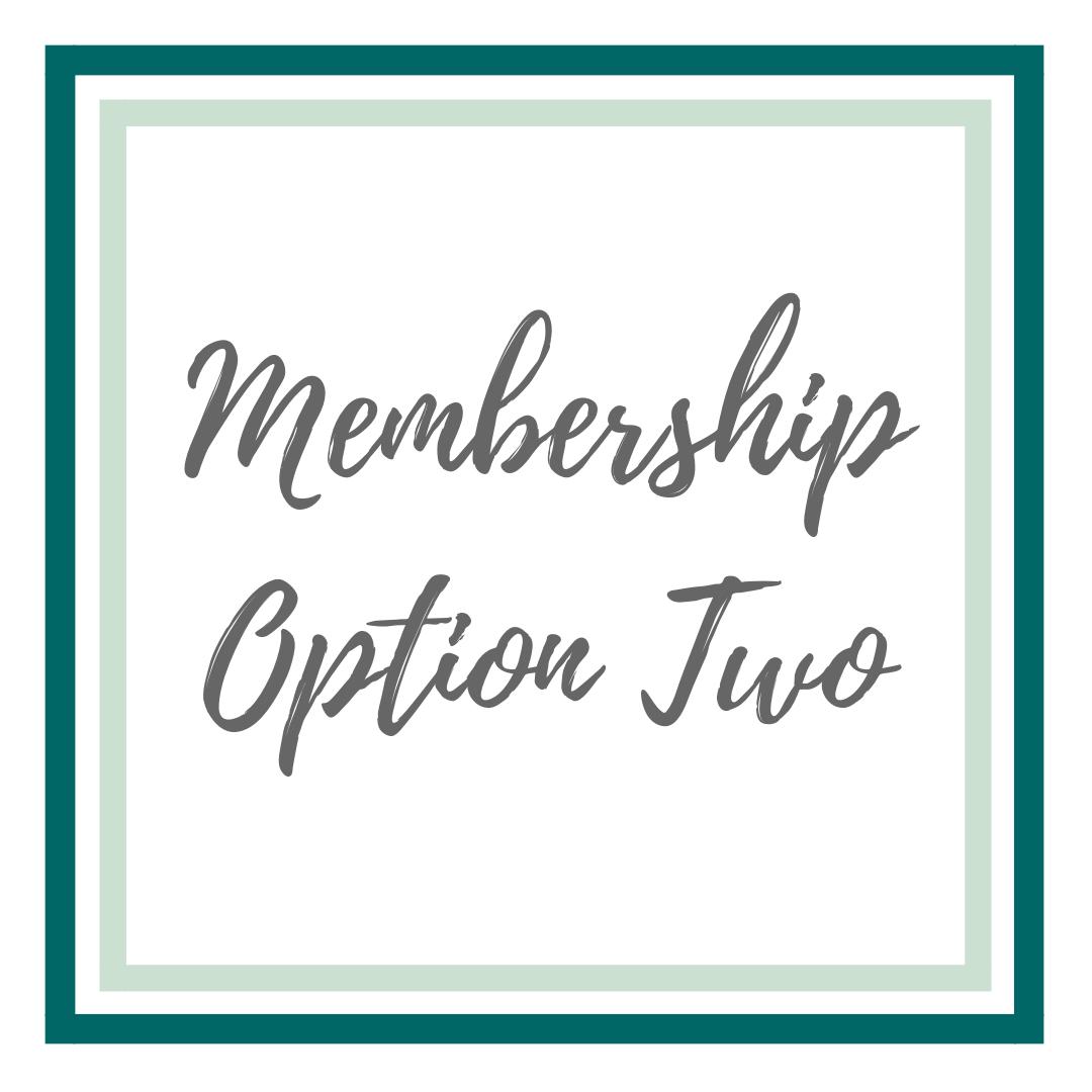 Membership Option Two2.png | thesaraross.com