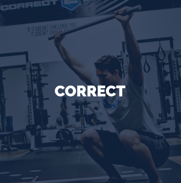 - Quality of movement is important and it's what allows us to build a program that gets results much faster with less pain or injury. As you improve, you learn to move efficiently.