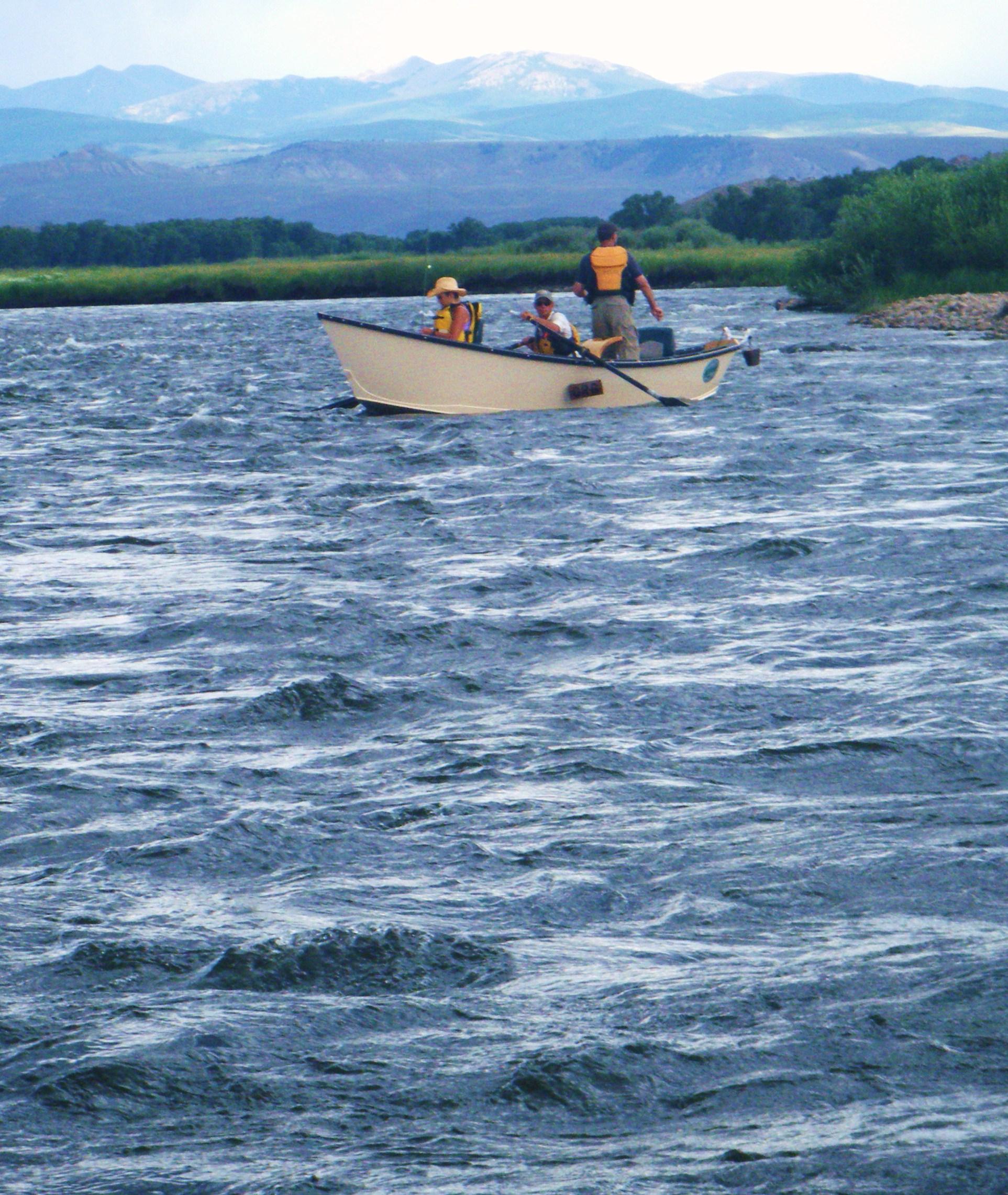 Float Fishing Trips
