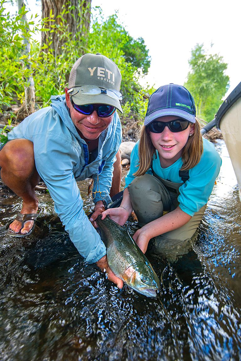 Fly Fishing Crested Butte