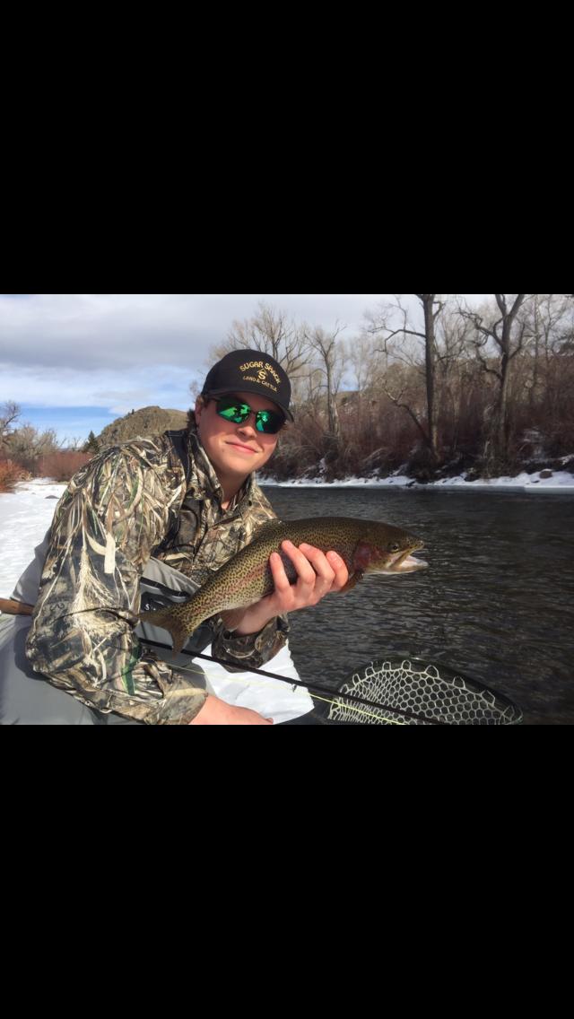 Spring Break Fly Fishing