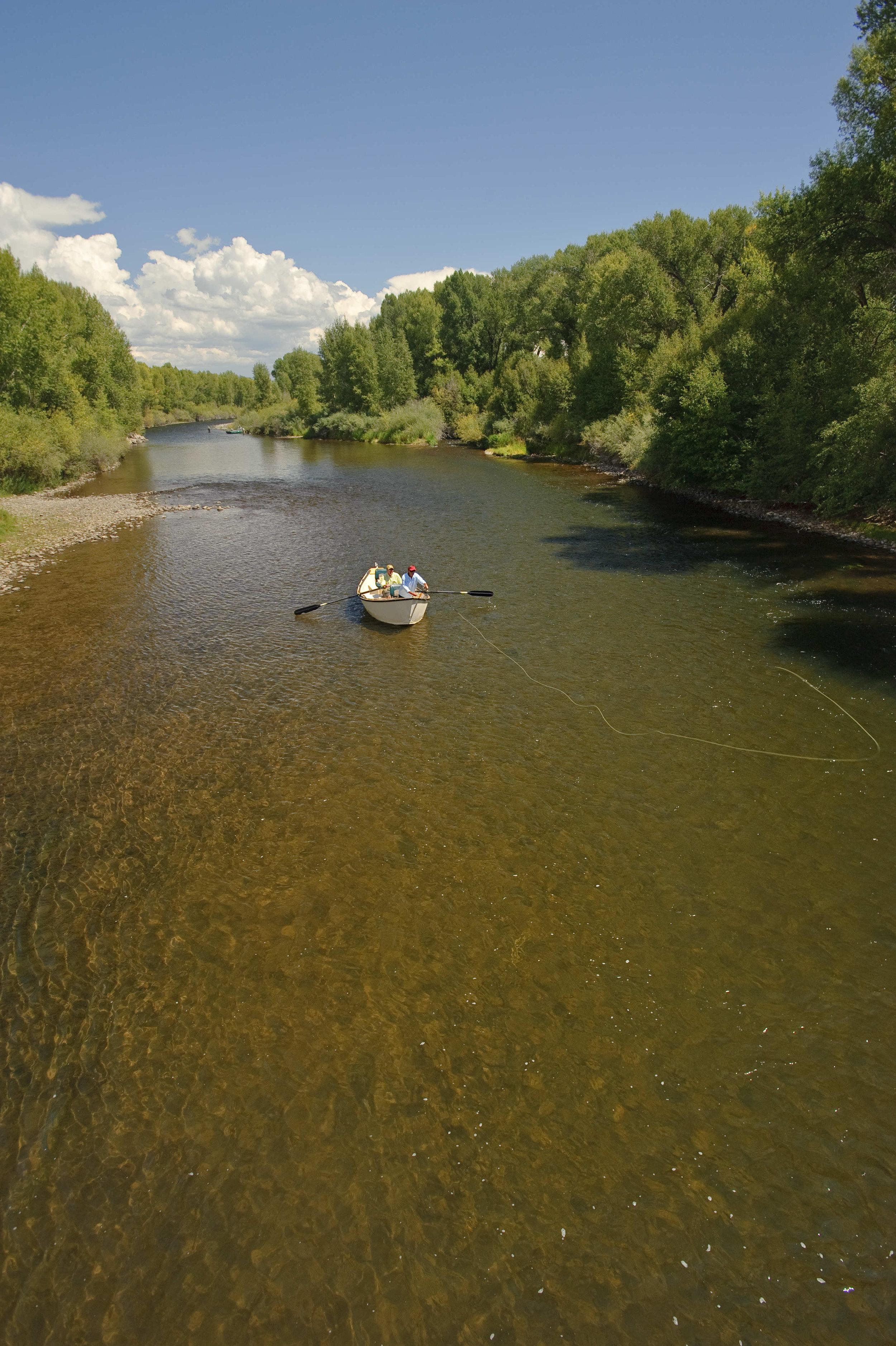 Float Trips Gunnison River